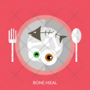 Bone Meal Eat Icon