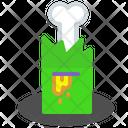 Bone Headless Hole Icon