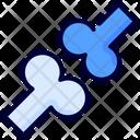 Bone Health Hospital Icon