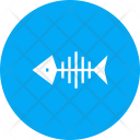 Bone Fish Seafood Icon