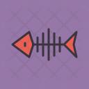 Bone Fish Seafood Icon