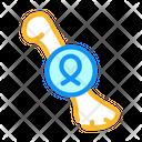 Bone Cancer Icon