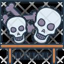 Bones Exhibit Skull Ossicle Icon