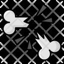 Bones Fracture Icon