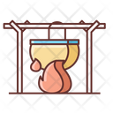 Mcampfire Cooking Icon