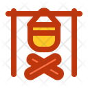Bonfire Cooking Icon