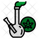 Bong Smoke Tobacco Icon