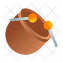 Bongo Musical Instrument Bongo Drum Icon