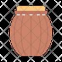 Bongos Musical Instrument Icon