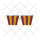 Bongos drum Icon