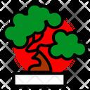 Japan Japanese Bonsai Icon