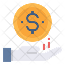 Bonus Salary Profit Icon