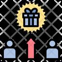 Reward Gift Incentive Icon