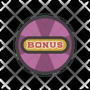 Bonus Lucky Wheel Wheel Bonus Icon