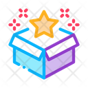 Star Bonus Box Icon