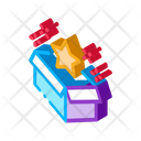 Box Element Text Icon