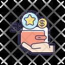 Bonus Program Salary Icon