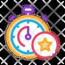 Concept Stopwatch Bonus Icon