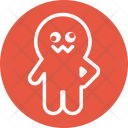 Boo Ghost Emoji Icon