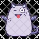 Boo Smile Happy Icon