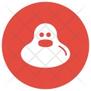 Boo Halloween Ghost Icon