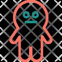 No Emotion Emoji Icon