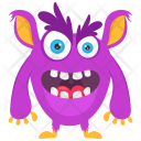 Boogie Monster Icon