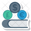 Book Cash Dollar Icon