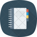 Book Contacts Phone Icon