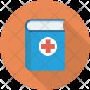 Book Health Healthcare Icon