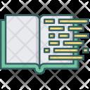 Book Coding Programming Icon