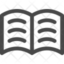 Book Education Open Icon