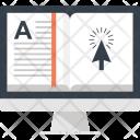 Book Bookmark Computer Icon