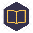 Book Instruction Guide Icon