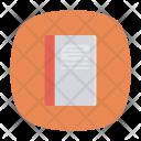 Notepad Memo Book Icon