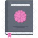 Book Smart Brain Icon