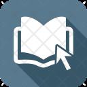 Book Bookmark Click Icon