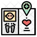 Book Baby Kid Icon