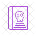 Book Ghost Read Icon