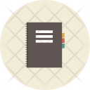 Book Notebook Write Icon
