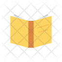 Book Reading Open Icon