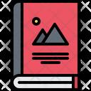 Book Brand Branding Icon