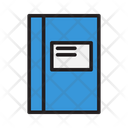 Book Management Book Study Book Icon