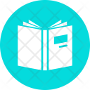 Book Knowledge Learning Icon
