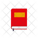 Book Study Book Notebook Icon