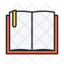 Book Bookmark Learning Icon