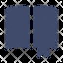 Book Bookmark Document Icon