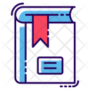 Book Textbook Rule Book Icon