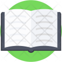 Book Open Study Icon