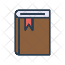 Bookmark Education Book Icon